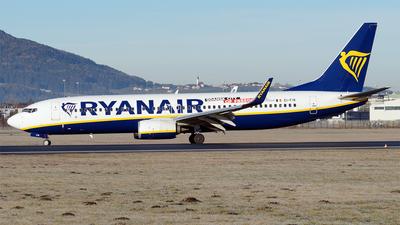 EI-FIK - Boeing 737-8AS - Ryanair