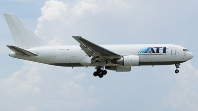 N762CX - Boeing 767-232(SF) - Air Transport International (ATI)