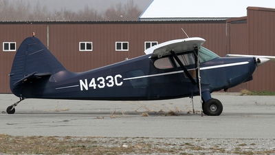 N433C - Stinson 108-2 Voyager - Private