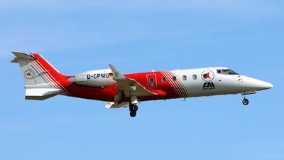 D-CPMU - Bombardier Learjet 60 - FAI Rent-a-jet