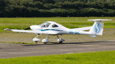 OO-SAC - Diamond DA-20-C1 Eclipse - Aero Club - Sabena