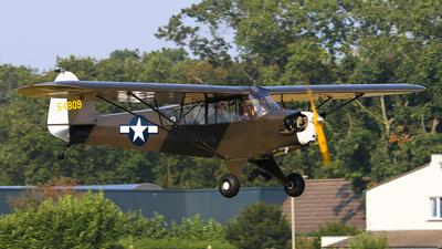 N3989B - Piper L-4A Grasshopper - Private
