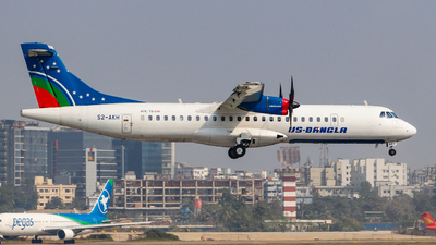 A picture of S2AKH - ATR 72600 - USBangla Airlines - © Royed Bin Masud