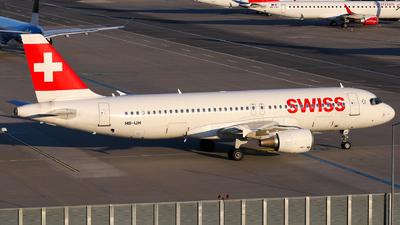 A picture of HBIJH - Airbus A320214 - Swiss - © Lorenz Kafenda