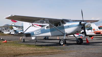 N92AT - Cessna 180K Skywagon - Private