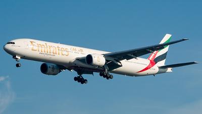 A6-EMP - Boeing 777-31H - Emirates