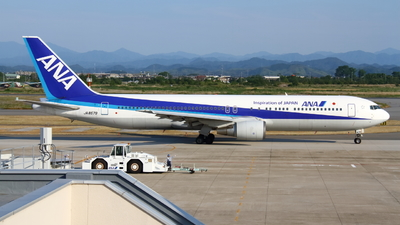 JA8579 - Boeing 767-381 - All Nippon Airways (ANA)