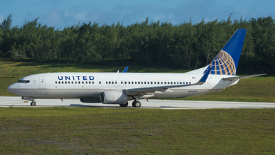N25201 - Boeing 737-824 - United Airlines