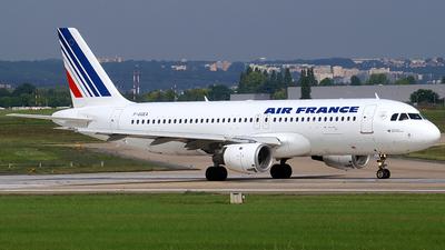 F-GGEA - Airbus A320-111 - Air France