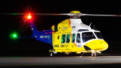 VH-XIR - Agusta-Westland AW-139 - LifeFlight Australia