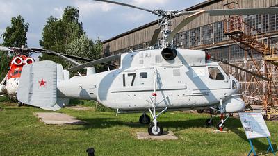 17 - Kamov Ka-25PL Hormone-A - Soviet Union - Air Force