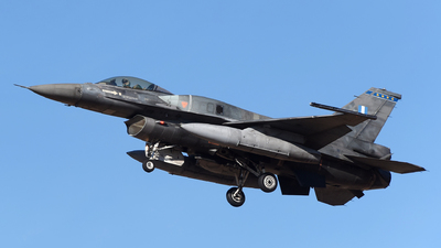 527 - Lockheed Martin F-16CJ Fighting Falcon - Greece - Air Force