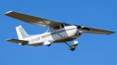 LV-CXW - Cessna 172 Skyhawk - Private