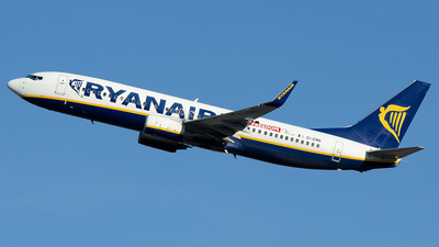 EI-EMN - Boeing 737-8AS - Ryanair