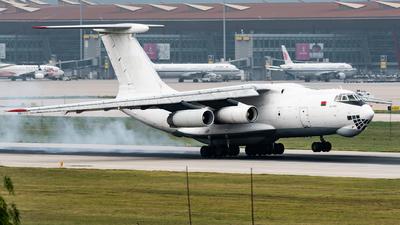 EW-395TH - Ilyushin IL-76TD - Trans Avia Export Cargo Airlines