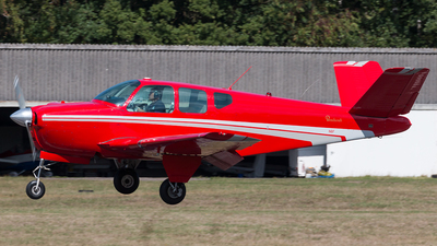 N6F - Beechcraft F35 Bonanza - Private