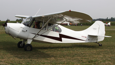 N7472B - Aeronca 7EC Champion - Private