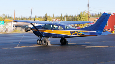 N5200X - Cessna U206G Stationair - Warbelow Air
