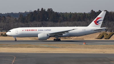 B-220E - Boeing 777-F6N - China Cargo Airlines