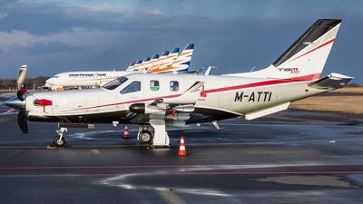M-ATTI - Socata TBM-930 - Private