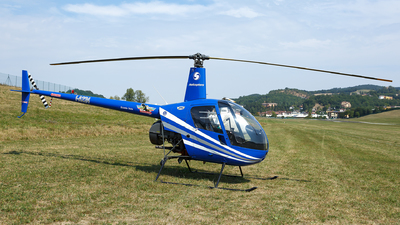 I-A224 - Robinson R22 Beta - Top Gun Fly School