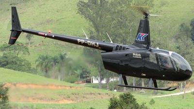 PP-OHJ - Robinson R66 Turbine - Private