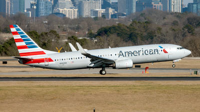 A picture of N986NN - Boeing 737823 - American Airlines - © Yan777