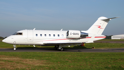 C-GUVU - Bombardier CL-600-2B16 Challenger 650 - Private