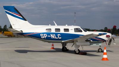 SP-NLC - Piper PA-46-500TP Meridian - Private