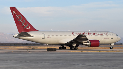 N207AX - Boeing 767-224(ER) - Omni Air International (OAI)
