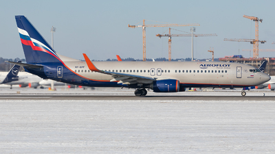 A picture of VPBPF - Boeing 7378MC - Aeroflot - © FlorianWerner