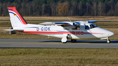 D-GIDK - Vulcanair P-68C - Private