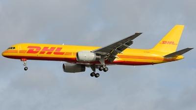 G-DHKJ - Boeing 757-28A(PCF) - DHL Air