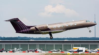 D-AGVS - Gulfstream G450 - DC Aviation