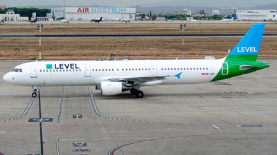OE-LCF - Airbus A321-211 - Level (Level Europe)