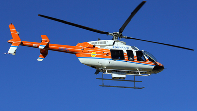 JA6407 - Bell 407 - Shin Nihon Helicopter