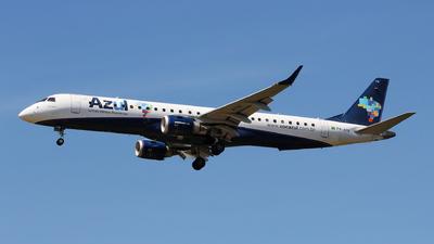 PR-AYN - Embraer 190-200IGW - Azul Linhas Aéreas Brasileiras