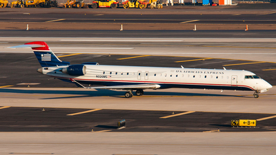 N326MS - Bombardier CRJ-900 - US Airways Express (Mesa Airlines)