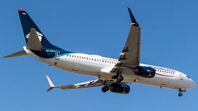XA-AMJ - Boeing 737-852 - Aeroméxico