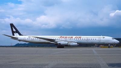 N6162A - Douglas DC-8-63(CF) - Arrow Air