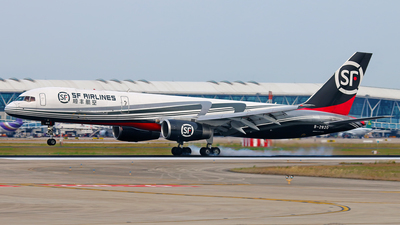 B-2820 - Boeing 757-2Z0(SF) - SF Airlines