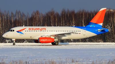 89094 - Sukhoi Superjet 100-95LR - Azimuth Airlines