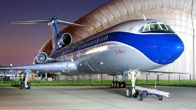 HA-LCA - Tupolev Tu-154B-2 - Malév Hungarian Airlines