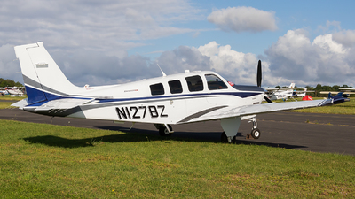 N127BZ - Beechcraft G36 Bonanza - Private