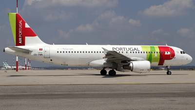 CS-TNN - Airbus A320-214 - TAP Air Portugal