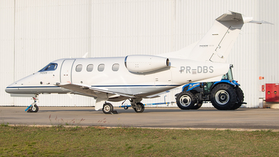 PR-DBS - Embraer 500 Phenom 100EV - Private