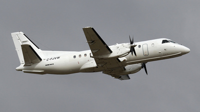 A picture of CFJVW - Saab 340B - [340B289] - © Ian Howat