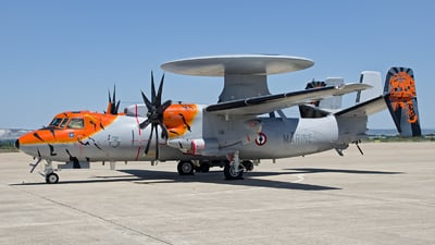 3 - Grumman E-2 Hawkeye - France - Navy