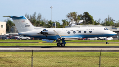 83-0501 - Gulfstream C-20A - United States - US Air Force (USAF)