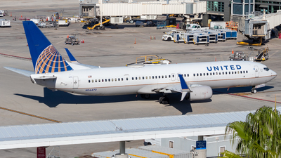 A picture of N36472 - Boeing 737924(ER) - United Airlines - © Davin Amy